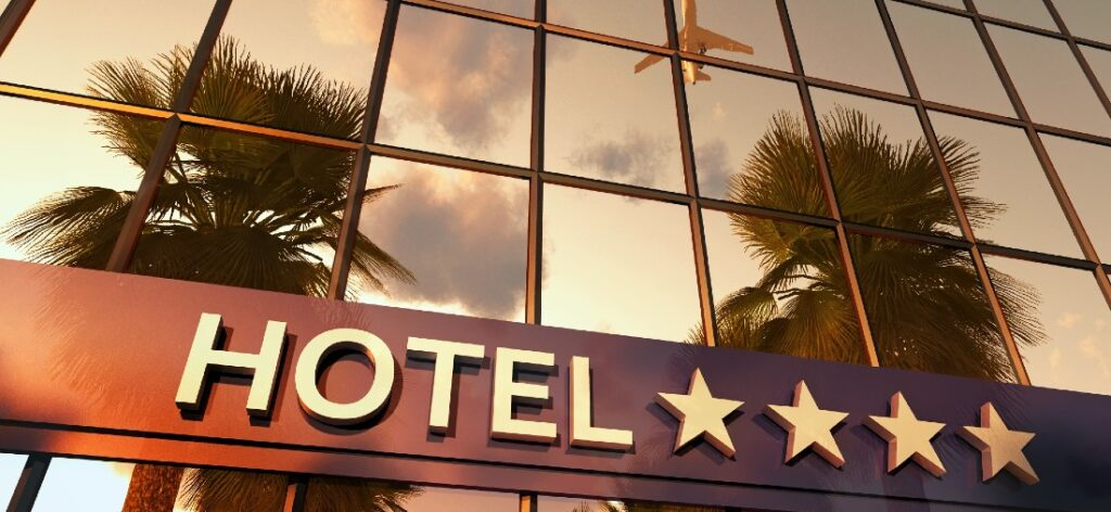 hotel seo case studies from Infront Webworks