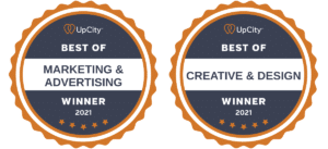 2021 best of awards by Upcity