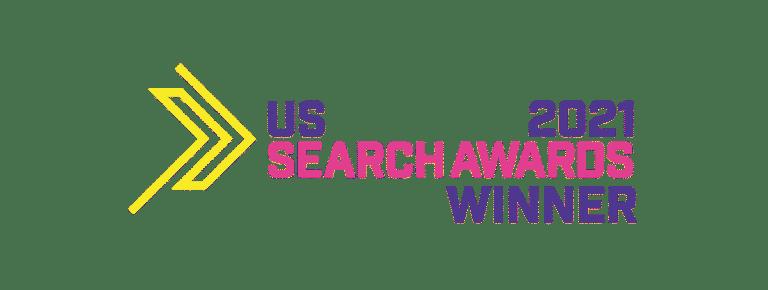 2021 US Search Award Winner